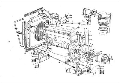 New Holland OM 352 Parts Manual