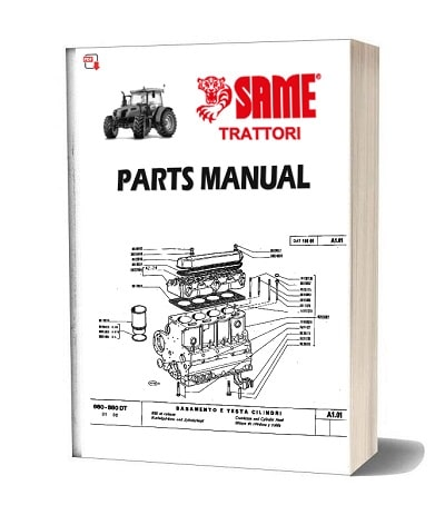 Same Vigneron 75 parts catalog