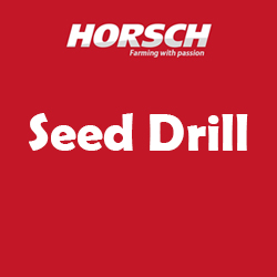 Horsch Seed Drill Spare Parts List Manual