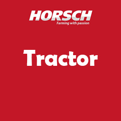 Horsch Tractor Spare Parts List Manual