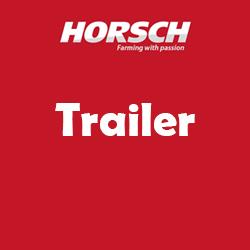 Horsch Trailer Spare Parts List Manual