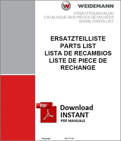 Weidemann-Parts-List-Manuals-Catalog