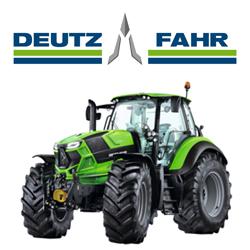 Deutz Fahr Tractor Parts Catalog