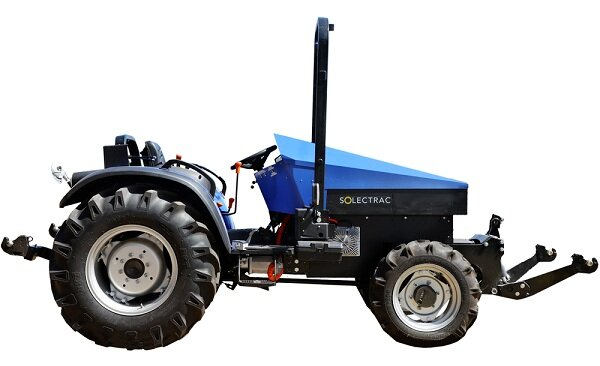 electric tractor 2021 smart agri