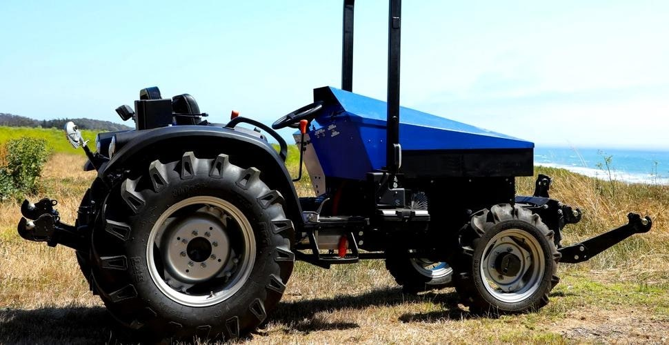 Mini Electric Tractor 70hp