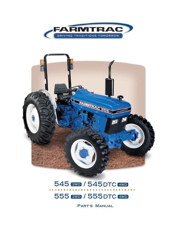 Farmtrac Parts Manual Catalog